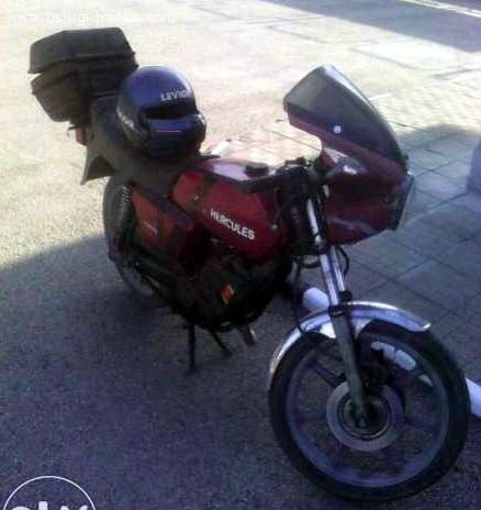 Продавам мотоциклет ХЕРКУЛЕС 50 куб., 2Т